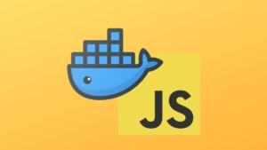 Capa do Curso de Docker para Desenvolvedores JS