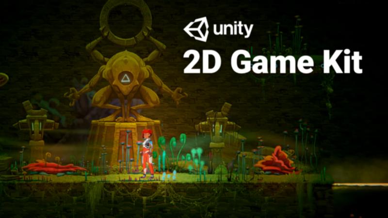 [Post + Vídeo] Novidades na criação de jogos 2D com o Unity 3D