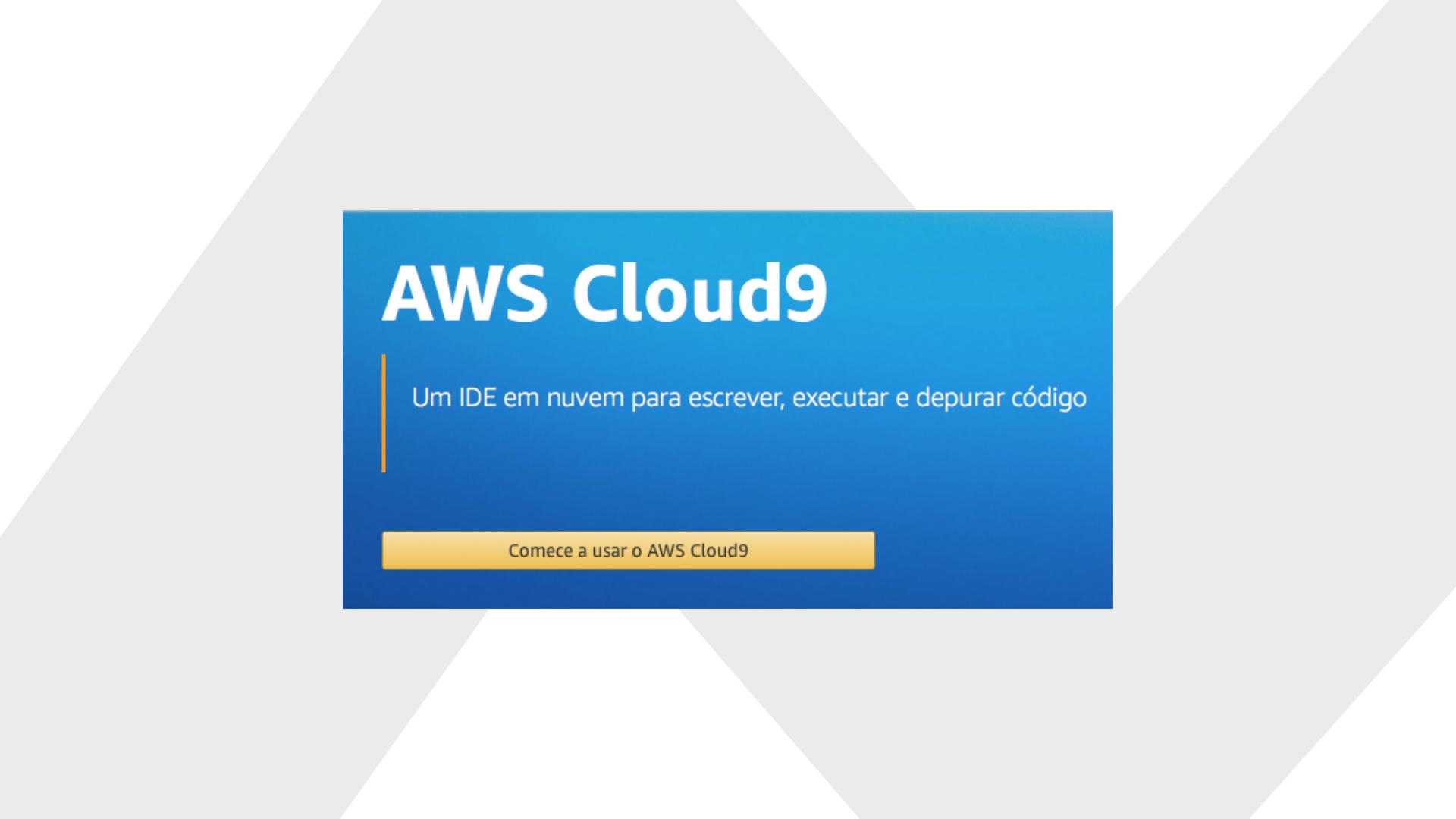 [Post + Vídeo] Como usar o AWS Cloud9 para desenvolver aplicações Ruby on Rails?