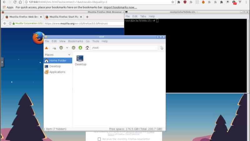 Tenha um desktop acessível através do navegador com Docker + Ubuntu Desktop