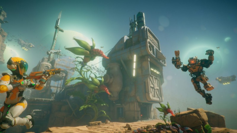 Novo Projeto FPS Multiplayer anunciado