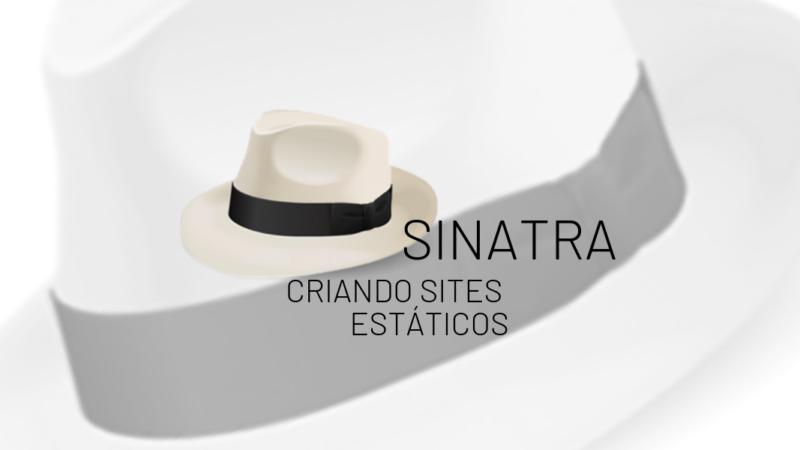 Criando sites estáticos com Sinatra