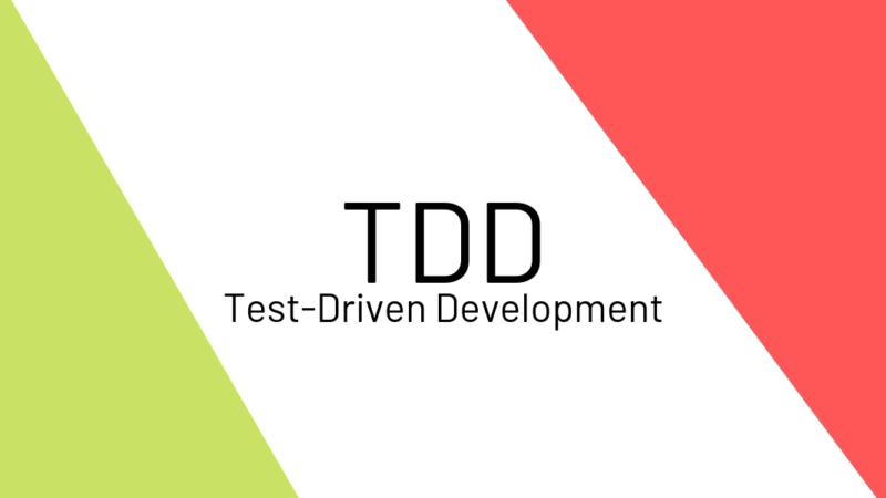 TDD para newbies: O que é e como tirar proveito!