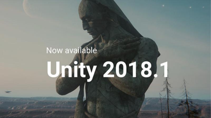 Saiu a Unity 2018.1! Vamos conferir as novidades?